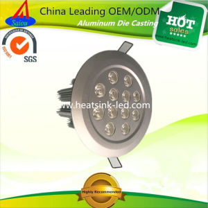 Ceiling Light Heatsink with Full Sets of LED Light Part Processing pictures & photos