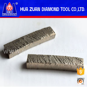 Hot Press Segment Diamond Cutting Stone pictures & photos