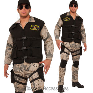 Custom Mens Security Police and Military Uniforms pictures & photos