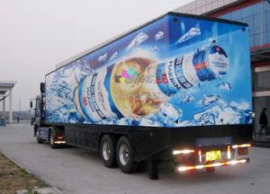 Customzed 3m PVC Vinyl 3D Aotu/Car/Vehicle Wrap Advertising Decal Sticker pictures & photos