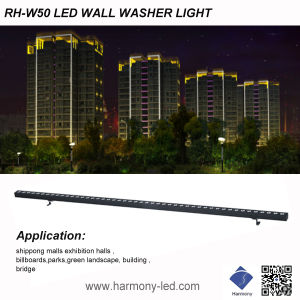 12W High Power RGB Outdoor LED Wall Washer Light pictures & photos