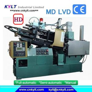 Zinc/Zamak Hot Chamber Injection Machine with CE/Md (18T)