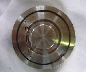 Wafer Single Plate Thin Type Check Valve pictures & photos