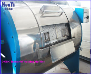 Factory Outlet Front Loading Horizontal Industrial Washing Machine pictures & photos