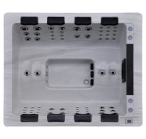 Competitive Price Squre SPA with Balboa Control System pictures & photos