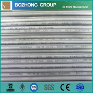 N04400 Monel 400 Ni Cu Alloy Pipe pictures & photos