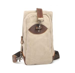 Washed Canvas Waist Bag Chest Bag (RS-897) pictures & photos