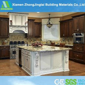 Tranditional Cheap High Gloss American Kitchen Quartz Countertops pictures & photos