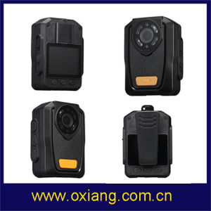 1080P IP67 140 Degree Wide Angle IR Night Vision Body Worn Camera for Police pictures & photos