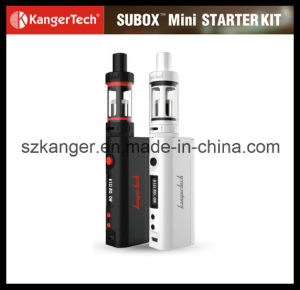 Newest E Cigarette Starter Kit 50 W Kangertech Subox Mini pictures & photos