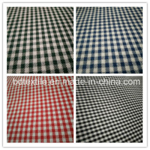 Polyester Yarn Dyed (Check) Fabric pictures & photos