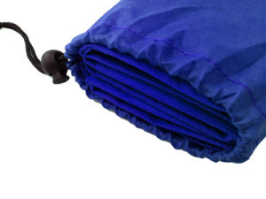 8 Panel Foldable Seat Cushion Blue pictures & photos