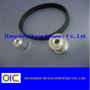 Htd Aluminum Timing Pulley pictures & photos