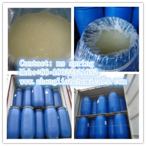 Sodium Lauryl Ether Sulphate (SLES) 70% CAS No. 68585-34-2 pictures & photos