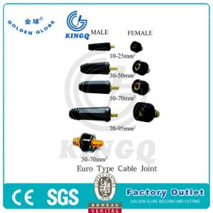 Kingq Cable Joint for Weld Solda Machine Gun Accessories pictures & photos