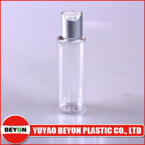 Clear 70ml Round Pet Bottle with Flat Shoulder pictures & photos