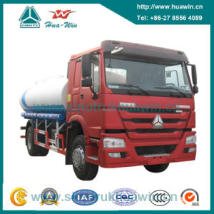 Sinotruk HOWO 4X2 12 Cbm Water Tank Truck pictures & photos