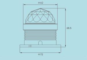LED Module, LED DOT Light Slm-50c pictures & photos