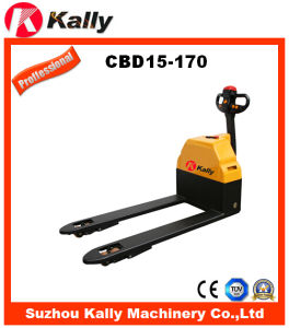 Small Body Electric Pallet Truck for Narrow Space (CBD15-170)