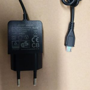 EU Plug 7.5V 800mA/12V 500mA AC/DC Adapter pictures & photos