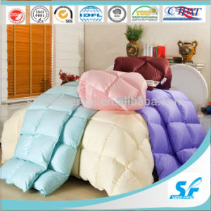 Comfortable 0.78d Microfiber Quilted Comforter pictures & photos