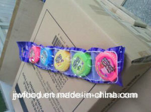 Hot Selling Fruit Flavour Pop Pop 5 Rolls Bubble Gum in Europe pictures & photos