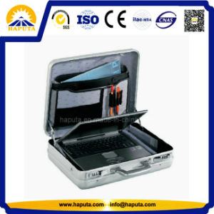 Notebook Briefcase with Moulded Aluminum (HL-5209) pictures & photos