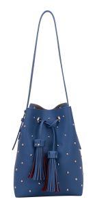 New Fashion Women Shoulder Bag PU Stud Handbag Messenger Crossbody Hobo Bag Tote