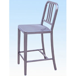 Hot Selling Stainless Steel Navy Barstool (SC-07011) pictures & photos