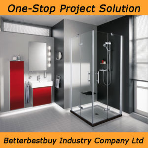 Simple Shower Room with Ce Certificate pictures & photos