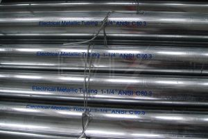 China Manufactory Suply Pre Galanized EMT Conduit Pipe pictures & photos