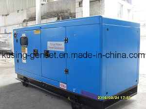 10kVA-50kVA Power Diesel Silent Soundproof Generator Set with Yangdong Engine (K30300) pictures & photos