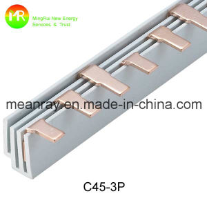 Pin Type 1p Copper Busbar 80A Passed Ce Certificate pictures & photos