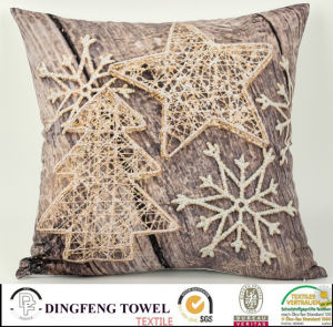2016 New Design Digital Printed Cushion Cover Df-9825 pictures & photos