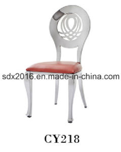 Dining Chair Stainless Steel Banquet Chair pictures & photos