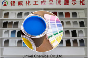 Jinwei No Toxic 1 Liter Creative White Reflective Acrylic Paint pictures & photos