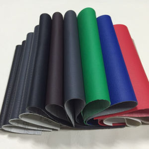 Cheap PVC Leather for Sofa pictures & photos