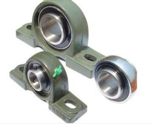 Chrome Steel SGS Certificate Pillow Block Bearing pictures & photos