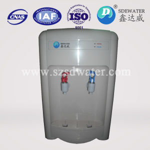 Hot and Cold Type Desktop Water Dispenser pictures & photos