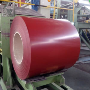 Myanmar Red Color Coated PPGI for Roofing Sheet pictures & photos