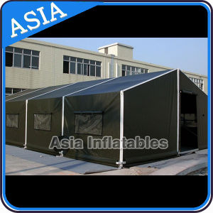 Waterproof PVC Inflatable Army Tent for Camping Tent, Inflatable Tent Camping, Inflatable Military Tent pictures & photos