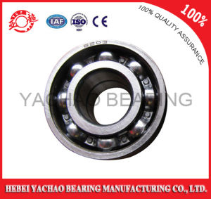 Deep Groove Ball Bearing (6203 ZZ RS OPEN)