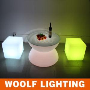 Plastic LED Party Cube 3D LED Cube 3D Color LED Cube pictures & photos