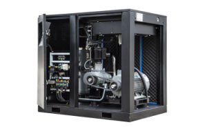 Screw Air Compressor Used in Car 4s Shop Ce pictures & photos