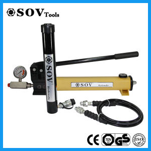 Hydraulic Power Long Stroke Single Acting Hydraulic Jack pictures & photos