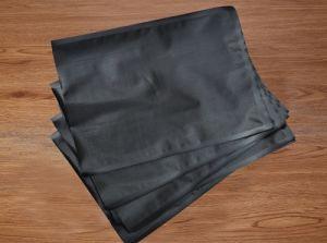 Black Embossed Vacuum Bag 3mil-5mil