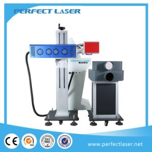 Non-Metallic Material, S Cloths, Plastic, Rubber Laser Marking Machine pictures & photos