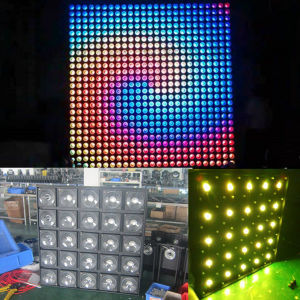 3in1 COB 25X30W LED Matrix Blinder Stage Light pictures & photos