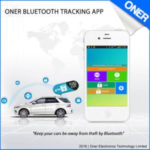 High Security GPS Tracking System with Engine on Alert pictures & photos