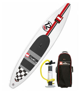 Racing Drop Stitch Light Inflatable Sup Long Board pictures & photos